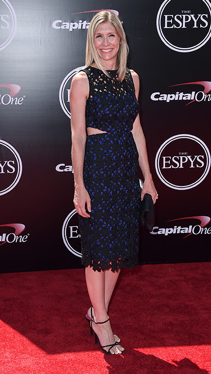 "<div class=""meta image-caption""><div class=""origin-logo origin-image ap""><span>AP</span></div><span class=""caption-text"">Marie Tillman arrives at the ESPY Awards at the Microsoft Theater on Wednesday, July 13, 2016, in Los Angeles. (Jordan Strauss/Invision/AP)</span></div>"