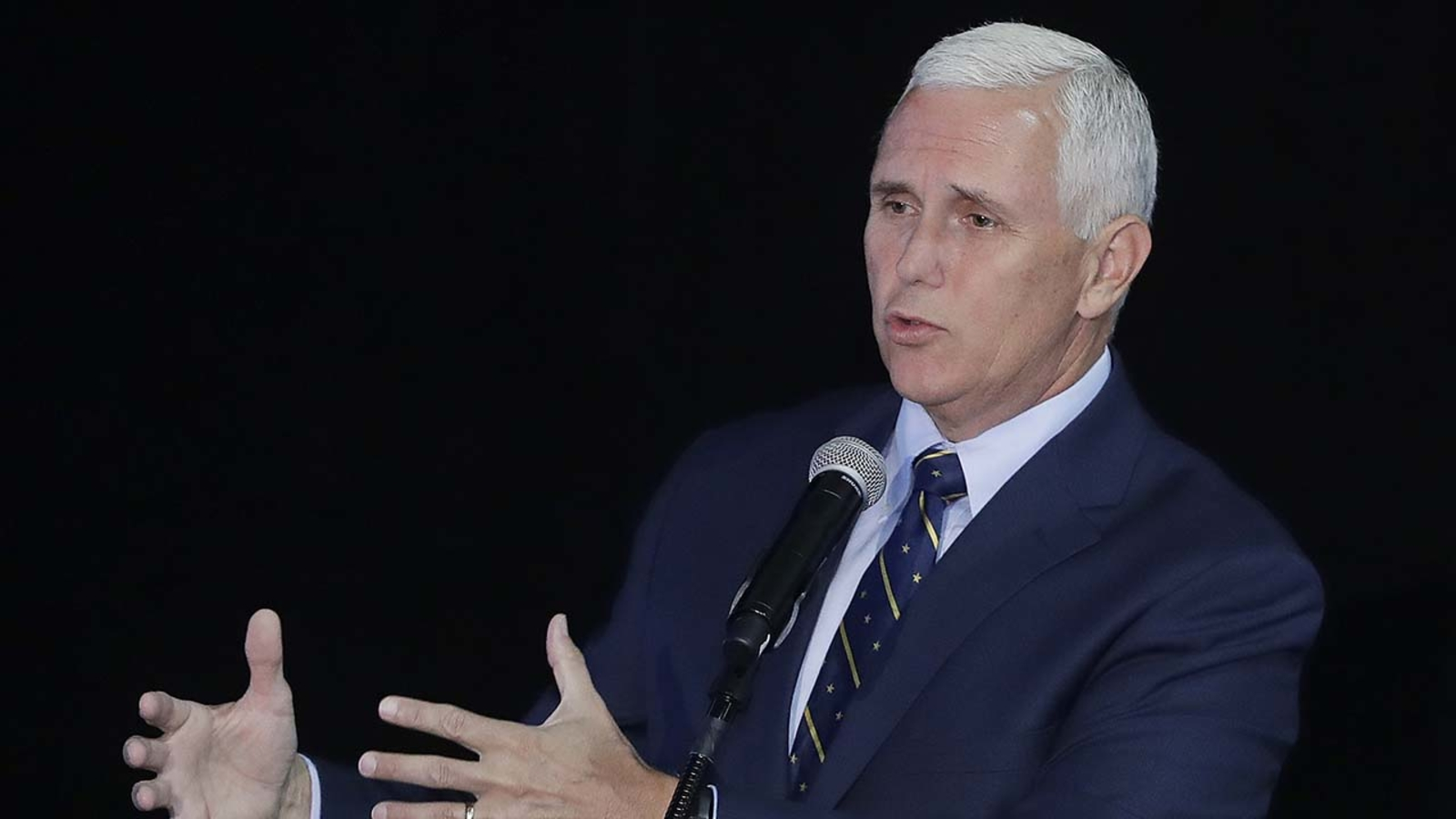governor mike pence continues - HD1600×900