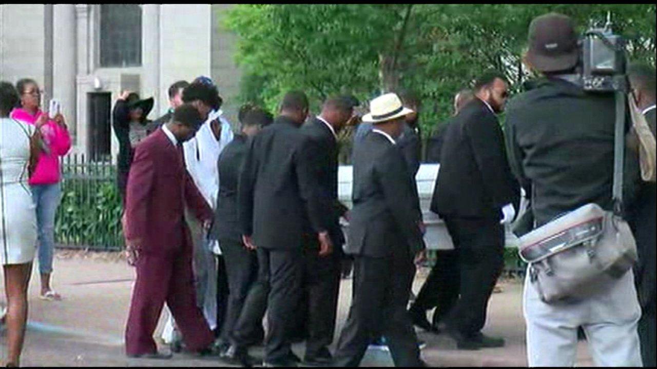 Philando Castile funeral