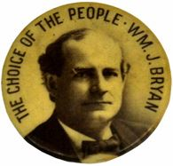 "<div class=""meta image-caption""><div class=""origin-logo origin-image none""><span>none</span></div><span class=""caption-text"">William Jennings Bryan, Democratic Presidential candidate, lost to William McKinley, in 1896</span></div>"