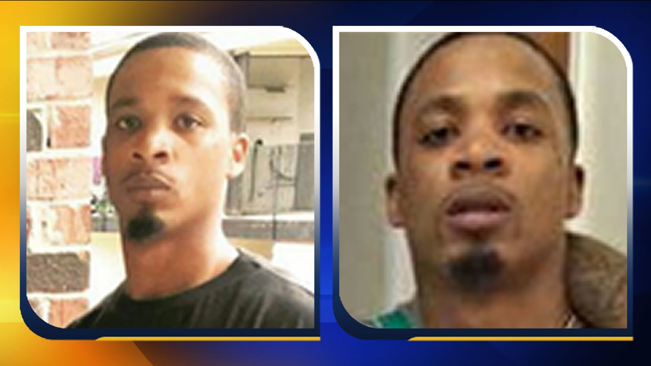 Two photos of Jason Earl Armstrong Jr. provided by the FBI.