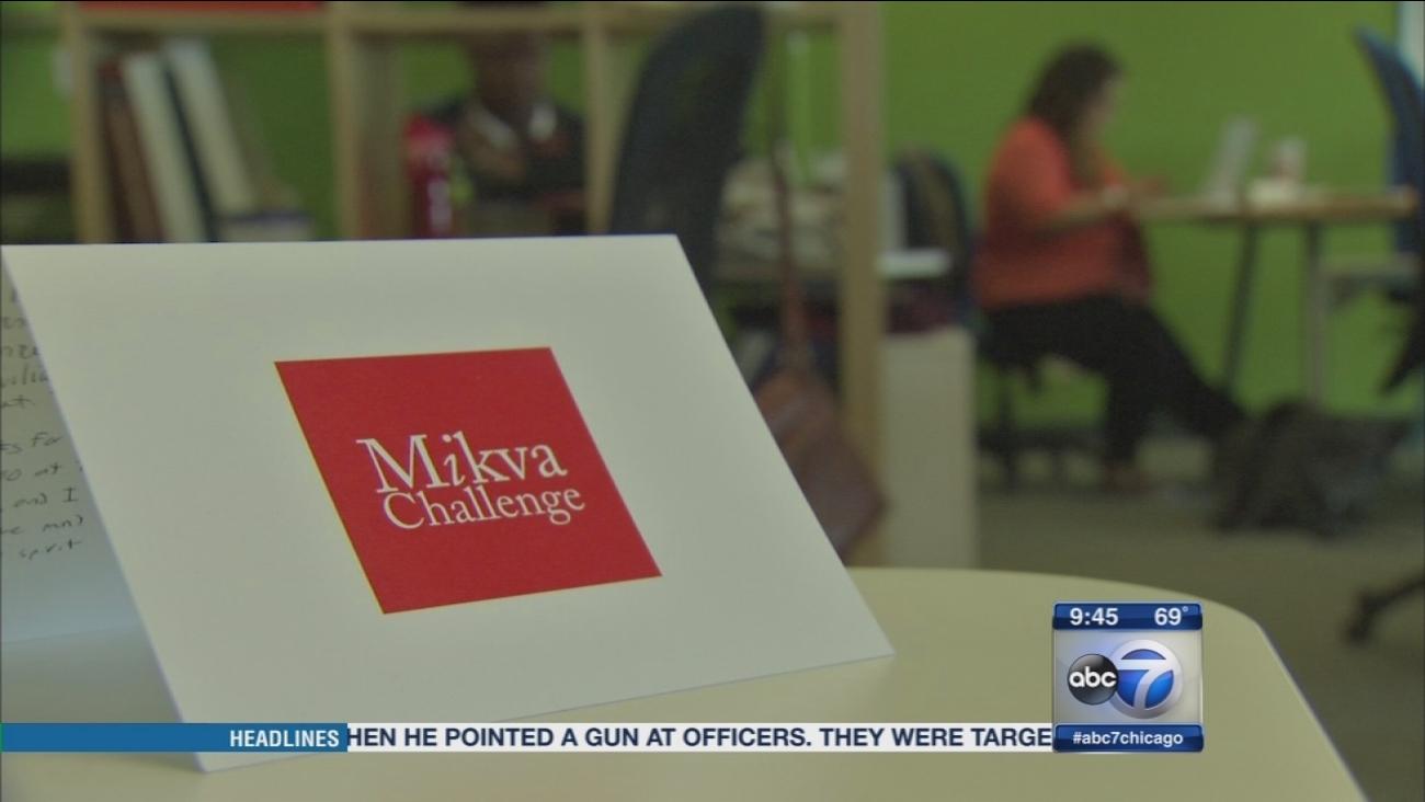 Newsviews Part 1: Mikva Challenge