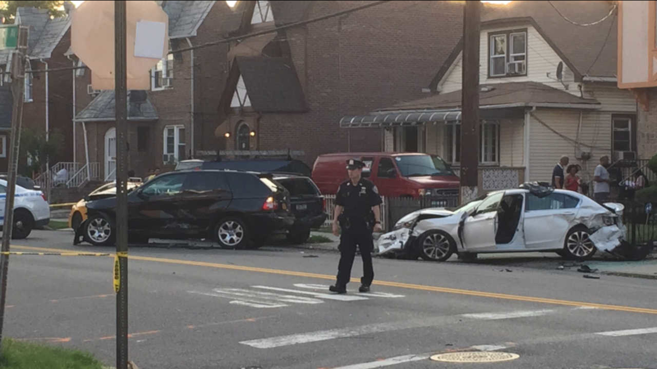 mother killed, daughter injured after being ejected from car in
