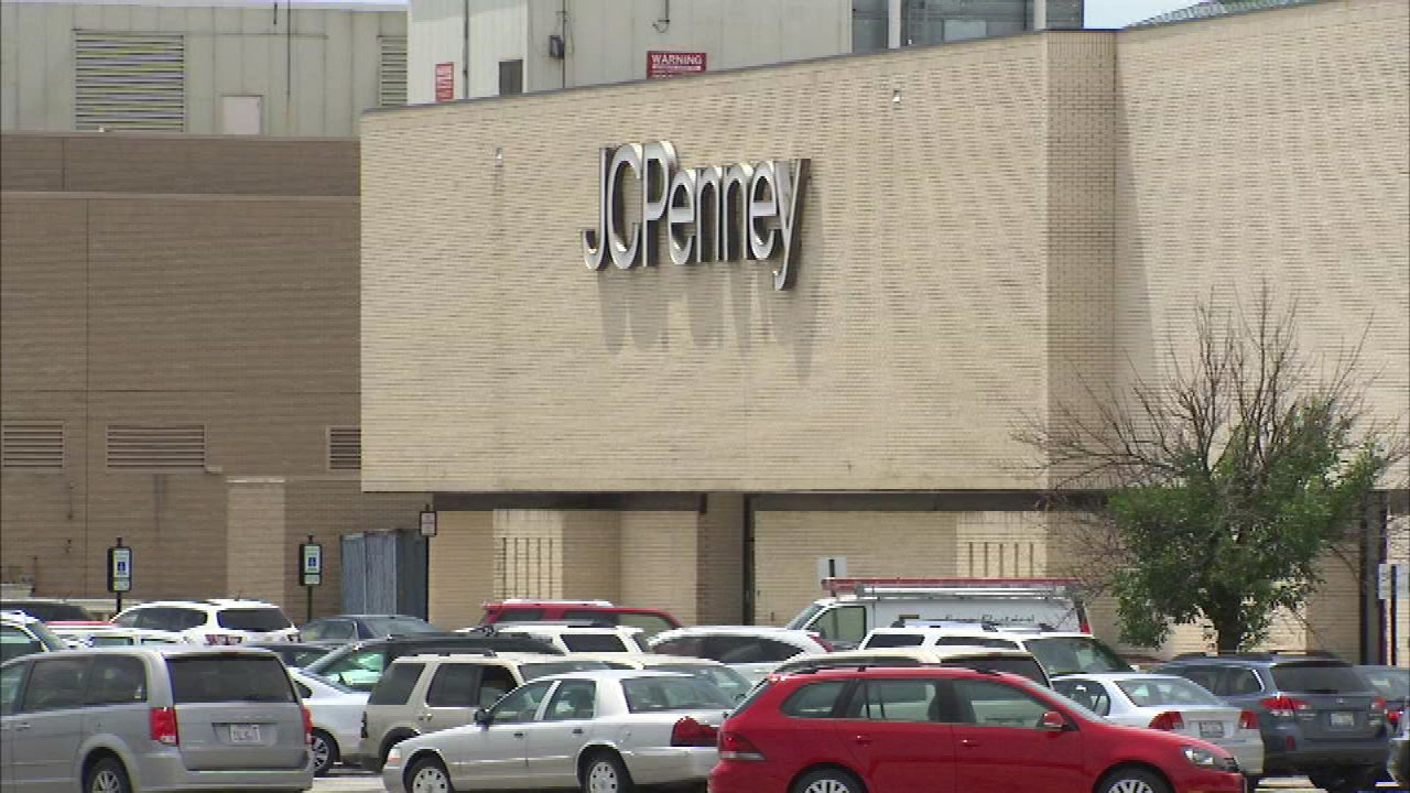 A worker was seriously hurt after he was shocked while working at Orland Square Mall in Orland Park.