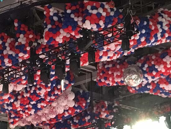 "<div class=""meta image-caption""><div class=""origin-logo origin-image ktrk""><span>KTRK</span></div><span class=""caption-text"">Decorations inside Quicken Loans Arena are festive and patriotic</span></div>"
