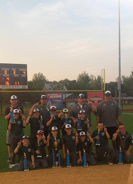 <div class='meta'><div class='origin-logo' data-origin='none'></div><span class='caption-text' data-credit=''>West deptford travel team Marlton Mayhem Tournament 9u champions</span></div>