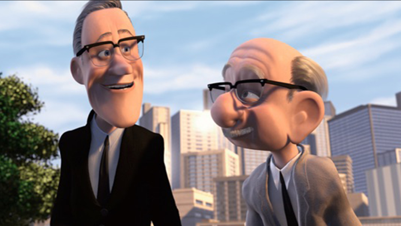 Image from The Incredibles