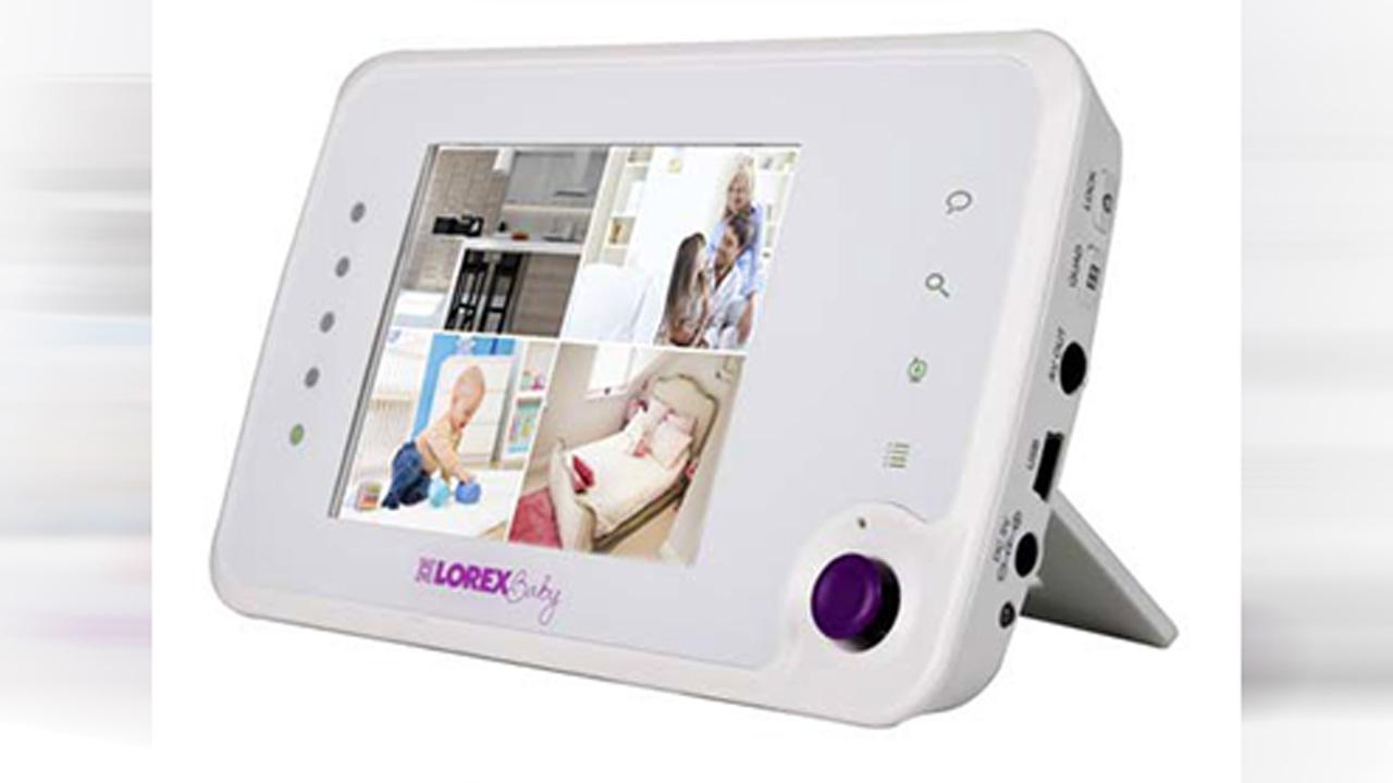 Lorex baby monitor