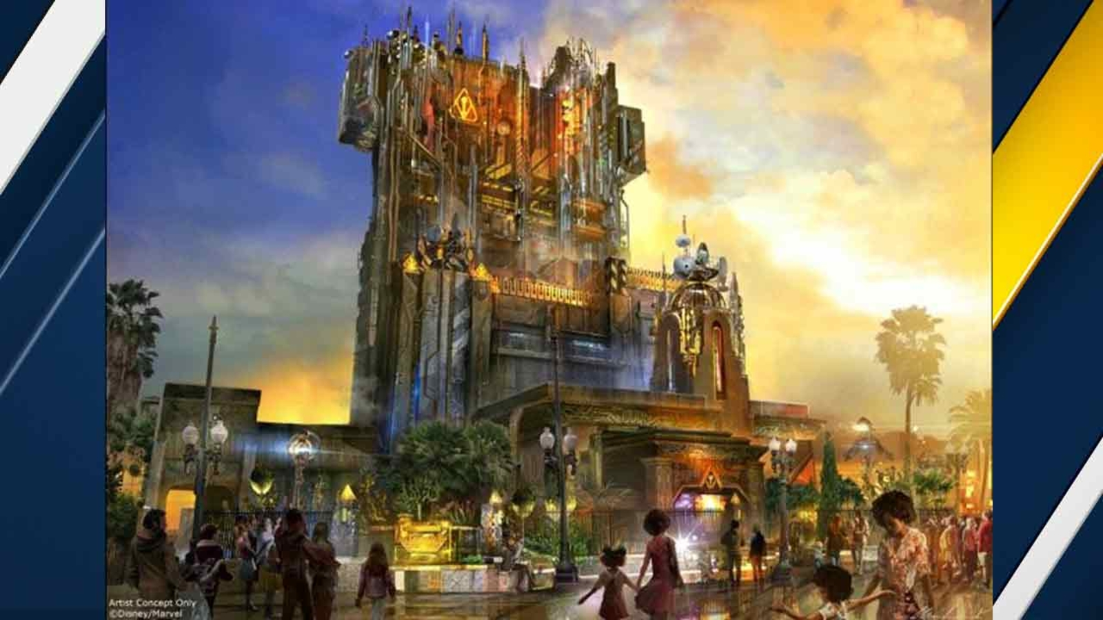 Tower Of Terror To Close For Guardians Of The Galaxy