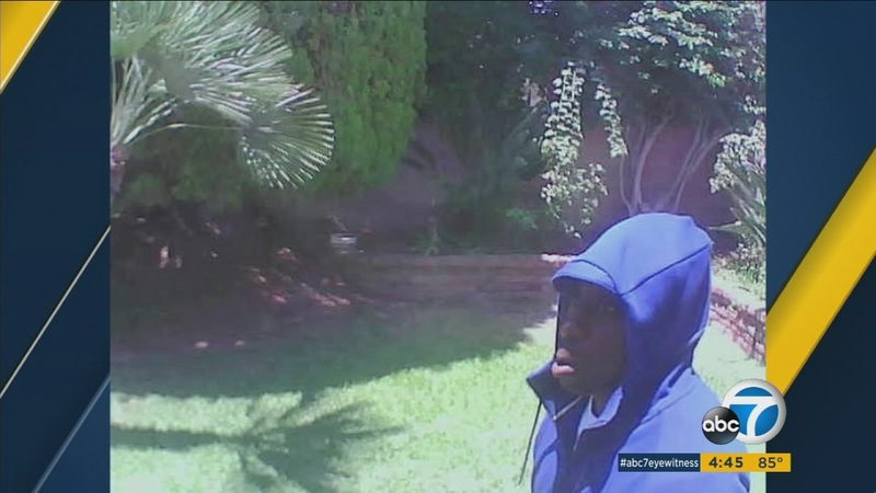 Burglars try to destroy West Covina security system, but it still captures  their faces