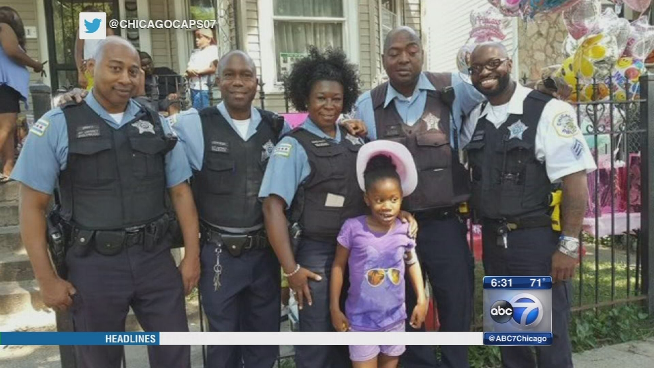 CPD welcomes home Tacarra Morgan