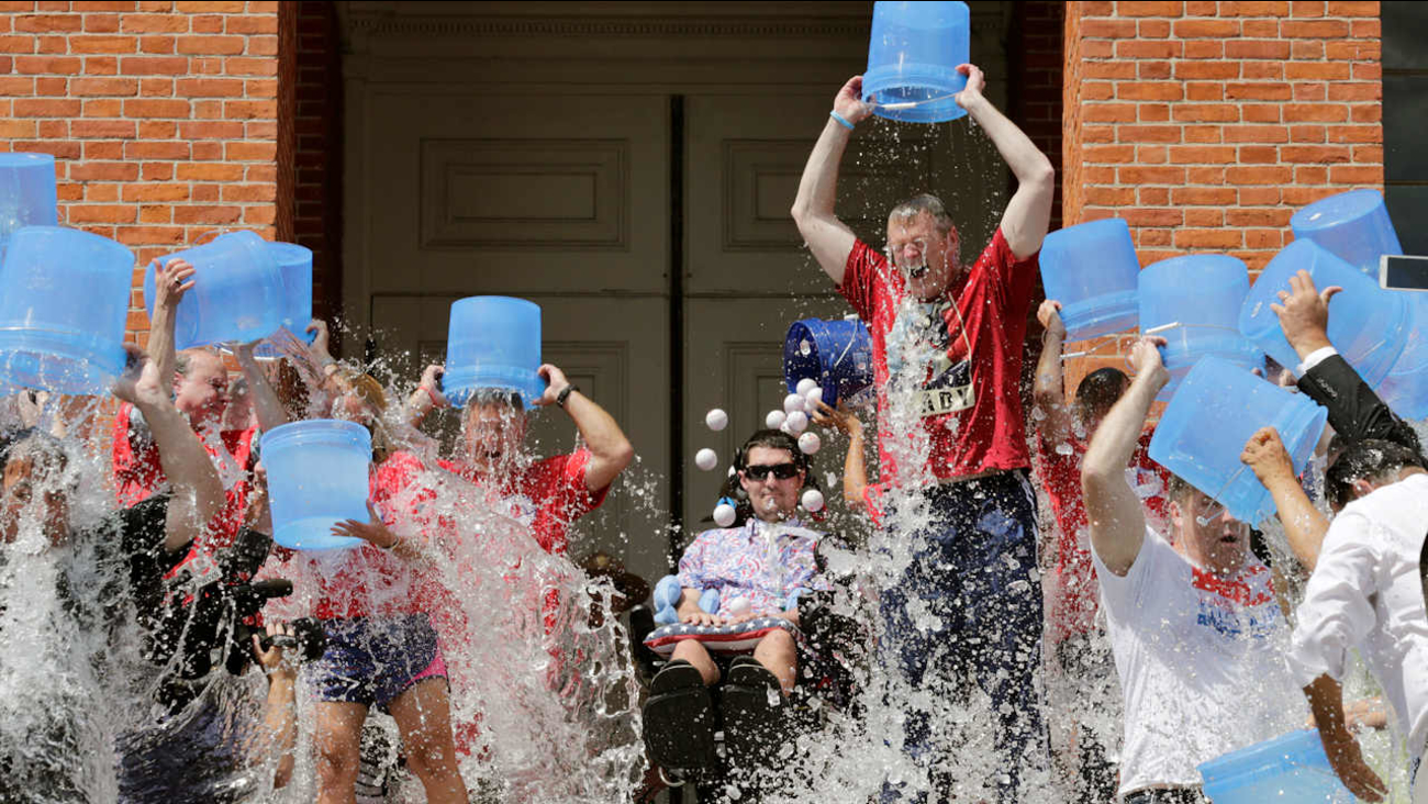 ice bucket challenge als