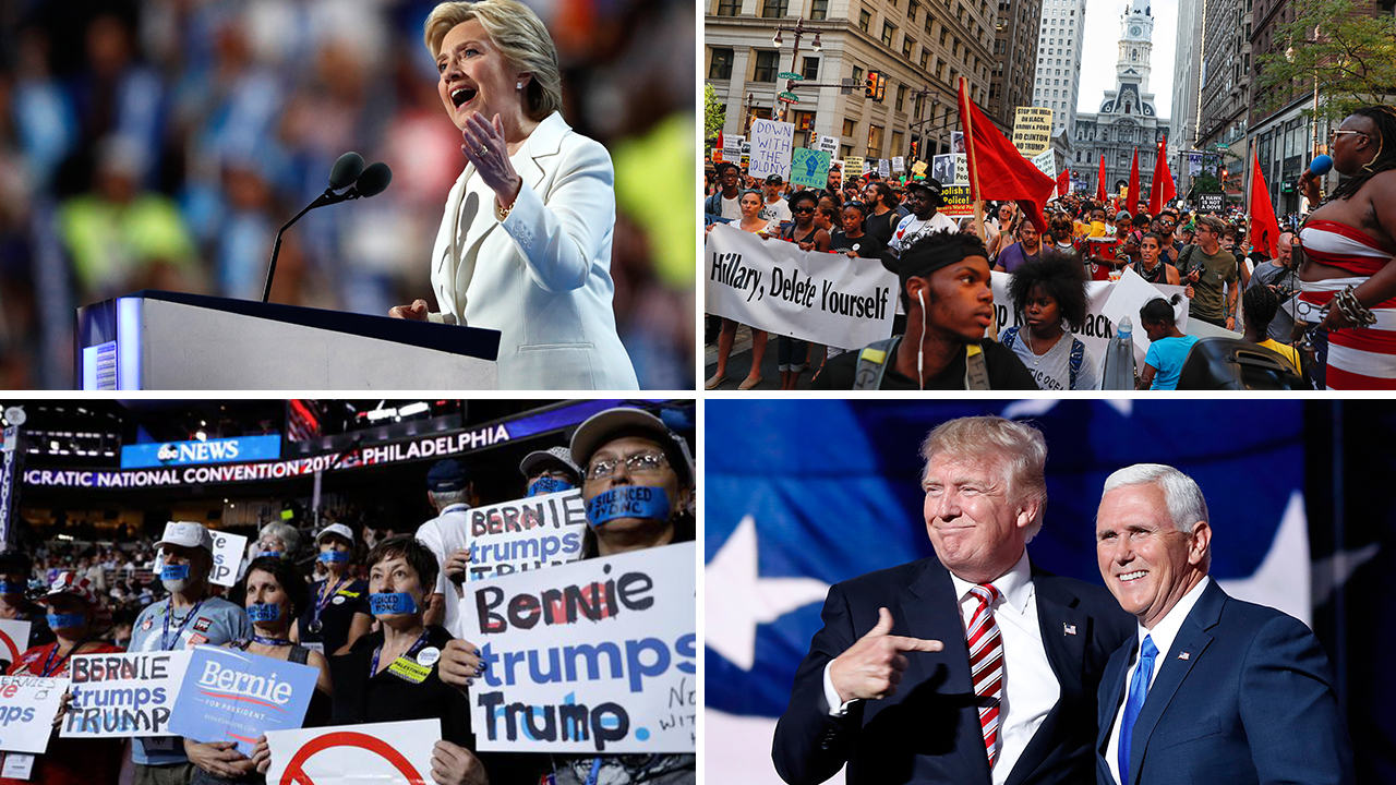 Most compelling moments from the 2016 Republican and Democratic National Conventions