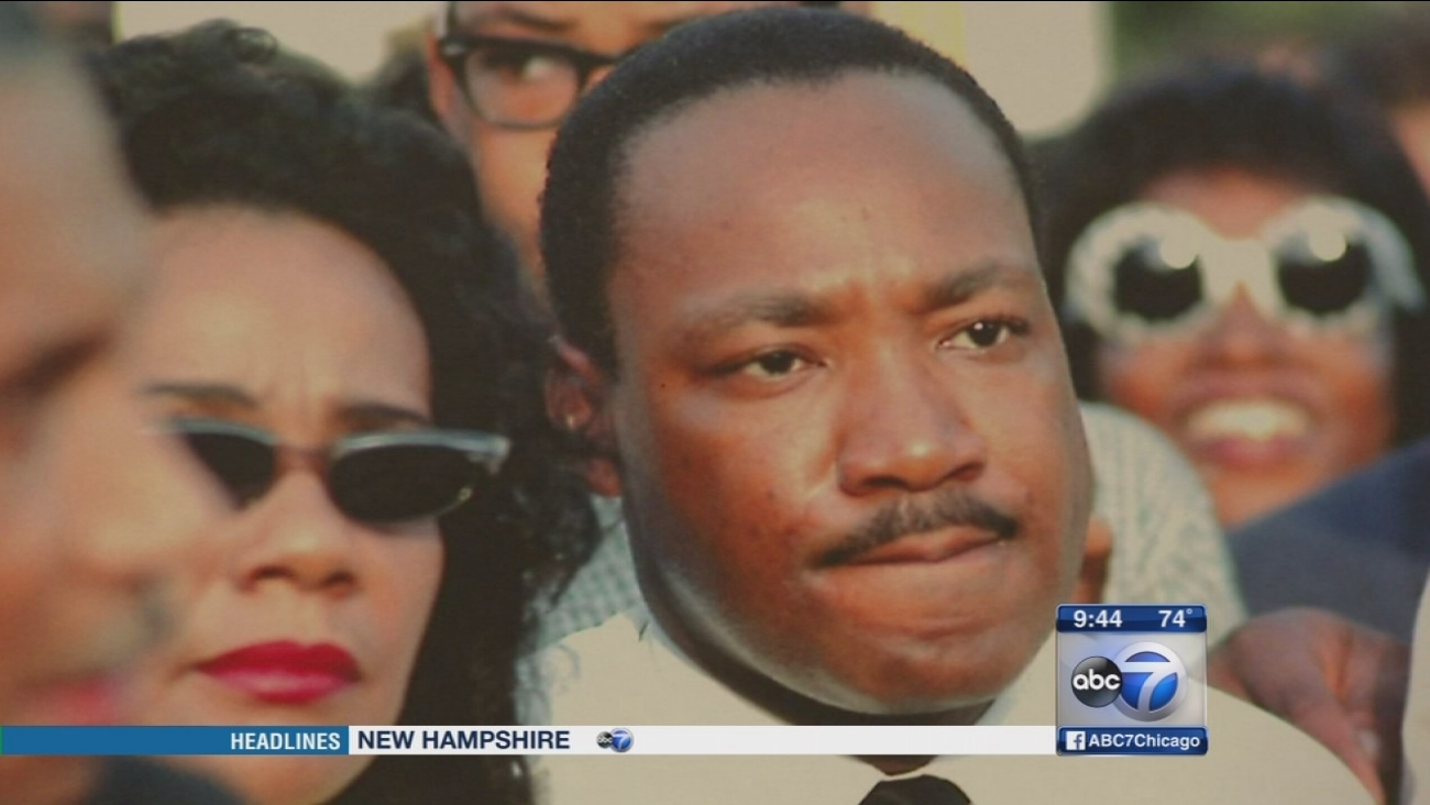 Newsviews: Anniversary of MLK's march through Marquette Park