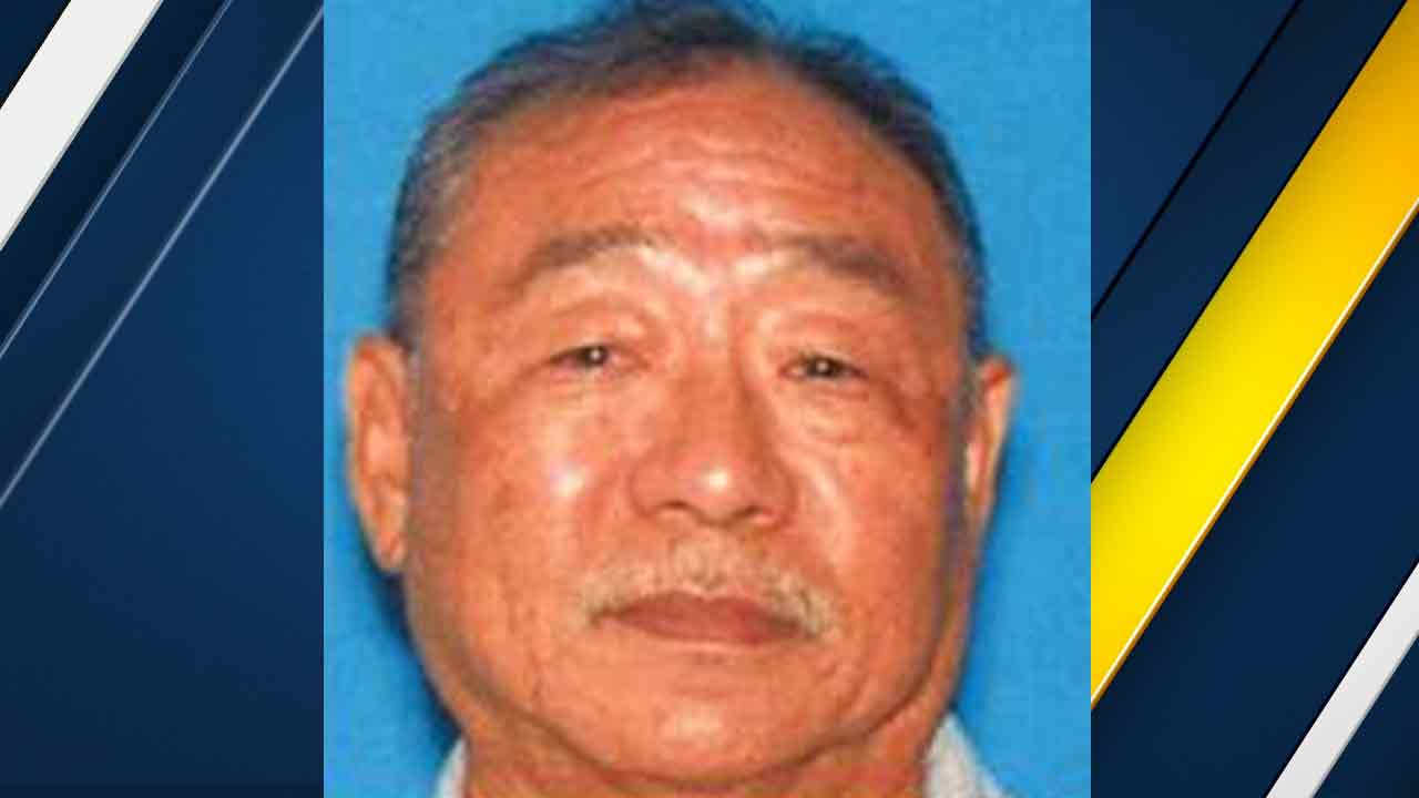 Gerald Masao Sakamoto, 71, is seen in an undated photo. The Pasadena man was reported missing Saturday, July 30, 2016.