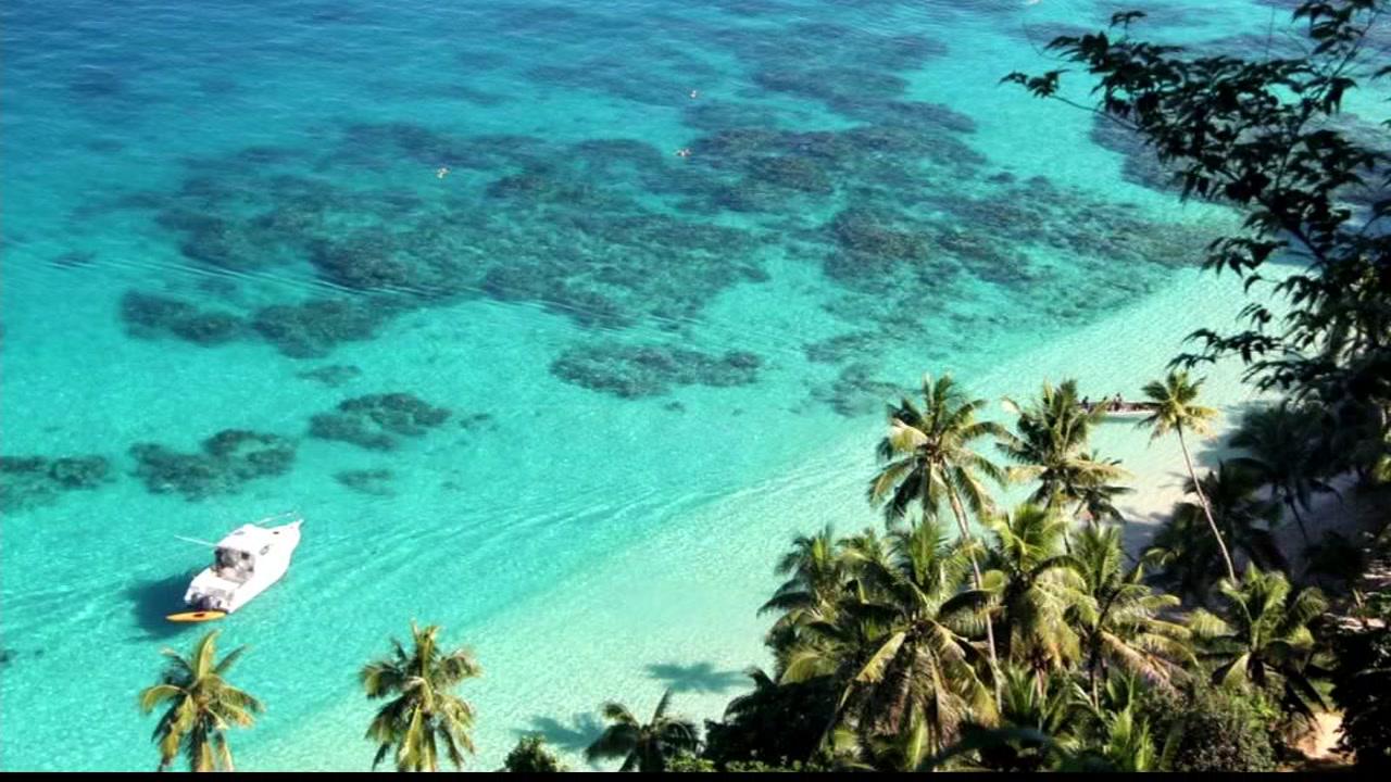 Abc7s Get Outta Town Fiji Abc7news