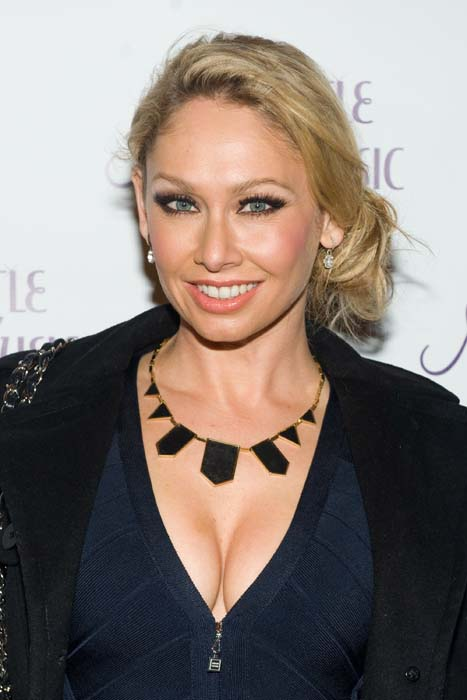"<div class=""meta image-caption""><div class=""origin-logo origin-image ap""><span>AP</span></div><span class=""caption-text"">Kym Johnson arrives at the opening night performance of the Broadway show 'A Little Night Music' in New York, Dec. 13, 2009. (AP Photo/Charles Sykes)</span></div>"