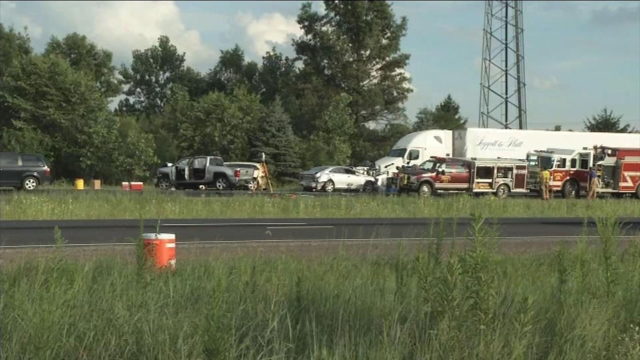 2 Children In Van Driven By Chicago Man Killed In Six