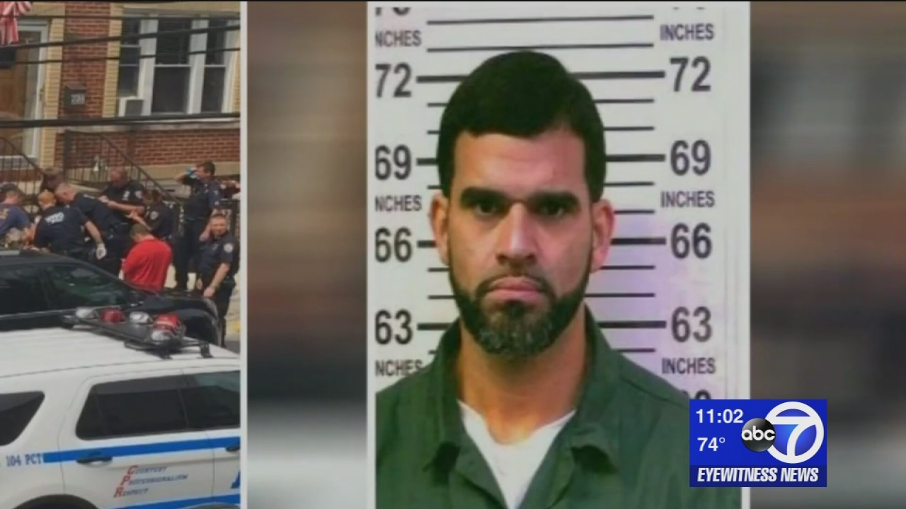 Suspect arrested in police-involved shooting in Queens