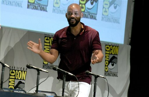 "<div class=""meta image-caption""><div class=""origin-logo origin-image none""><span>none</span></div><span class=""caption-text"">Will Smith attends the ""Suicide Squad"" panel on Day 3 of Comic-Con International on Saturday, July 11, 2015, in San Diego. (Photo by Richard Shotwell/Invision/AP) (Richard Shotwell/Invision/AP)</span></div>"