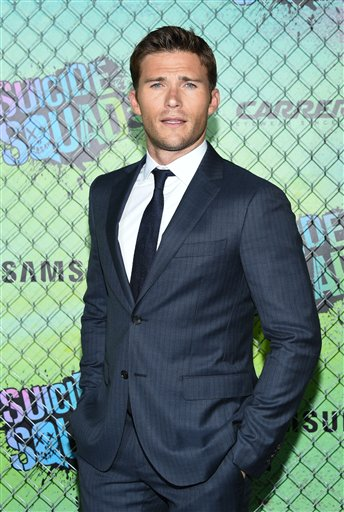 "<div class=""meta image-caption""><div class=""origin-logo origin-image none""><span>none</span></div><span class=""caption-text"">Actor Scott Eastwood attends the world premiere of ""Suicide Squad"" at the Beacon Theatre on Monday, Aug. 1, 2016, in New York. (Photo by Evan Agostini/Invision/AP) (Evan Agostini/Invision/AP)</span></div>"
