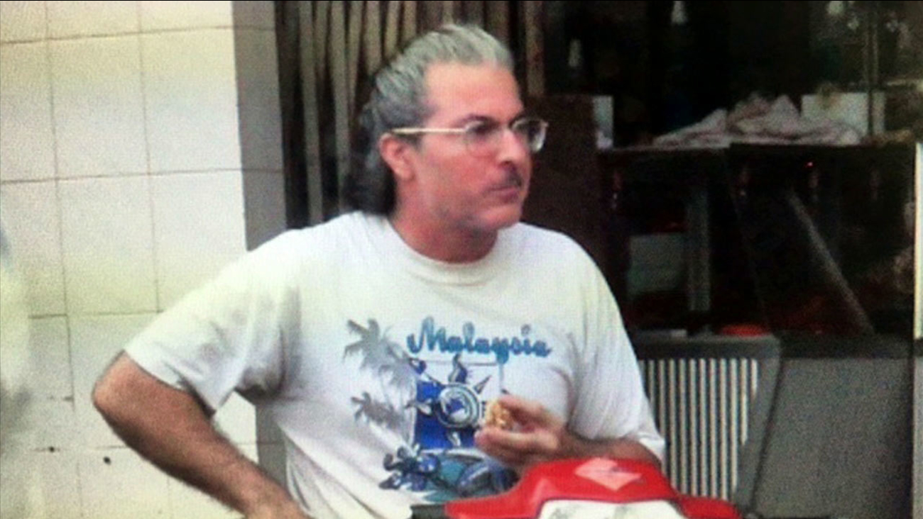Ronald 'John' Boyajian, 55, is seen in this undated file photo.