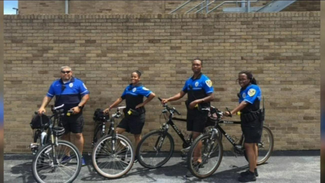 Gary police to start patrolling on bike