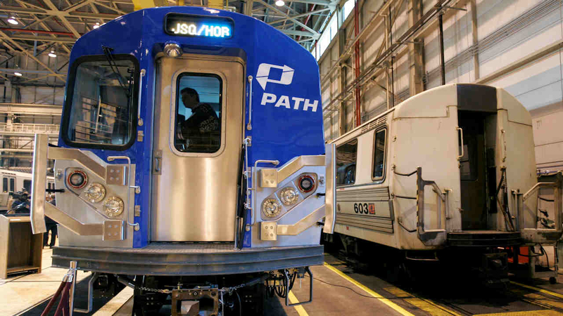 Service restored after PATH trains switch failure