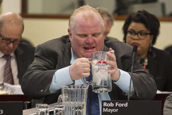 <div class='meta'><div class='origin-logo' data-origin='AP'></div><span class='caption-text' data-credit='THE CANADIAN PRESS/Chris Young'>The late former Toronto Mayor Rob Ford actually grew in popularity after a scandal broke about his use of crack cocaine</span></div>