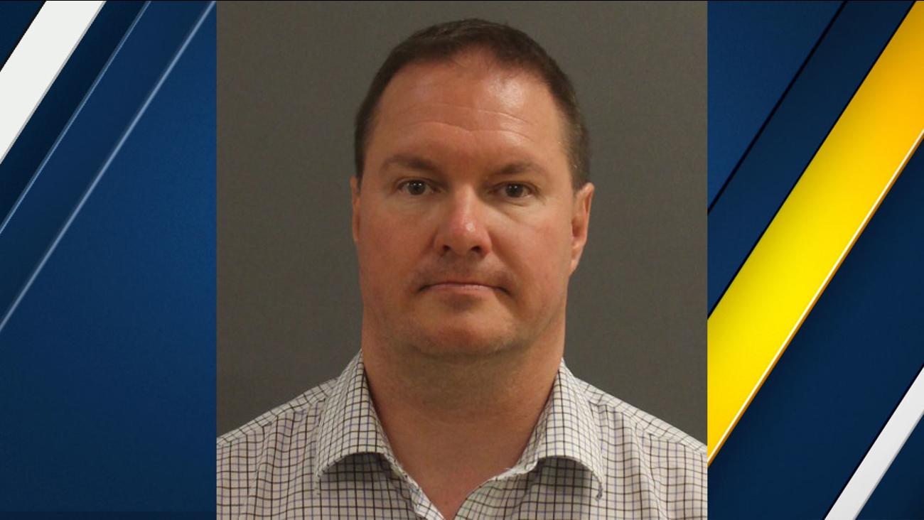 Jason Morris Gorski, 43, of Fort Mill, South Carolina, is shown in a mugshot.