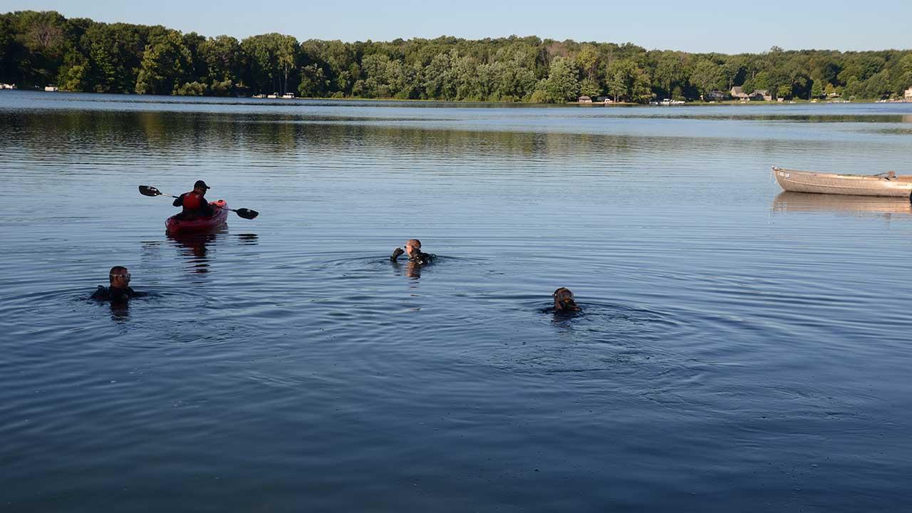 La Porte County drowning