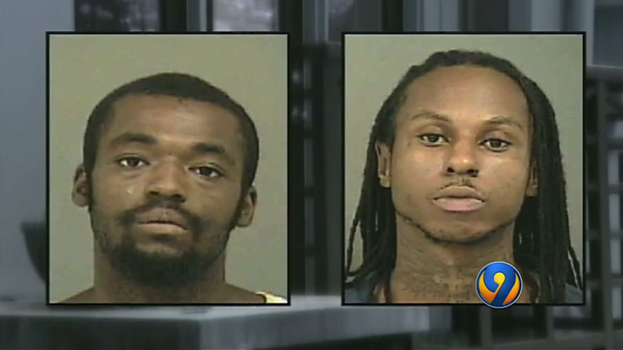 Johnny Penny, 33, and Javonte Cathcart, 24