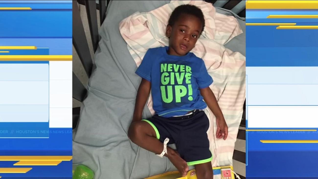 Child found in Stafford