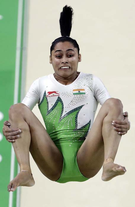 "<div class=""meta image-caption""><div class=""origin-logo origin-image ap""><span>AP</span></div><span class=""caption-text"">India's Dipa Karmakar performs on the vault AP (AP Photo/Dmitri Lovetsky)</span></div>"