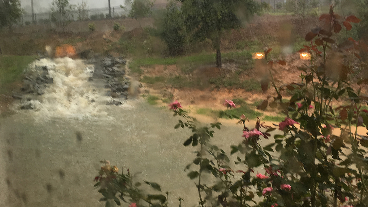 Residents at Wake County senior living complex fed up with flooding ...
