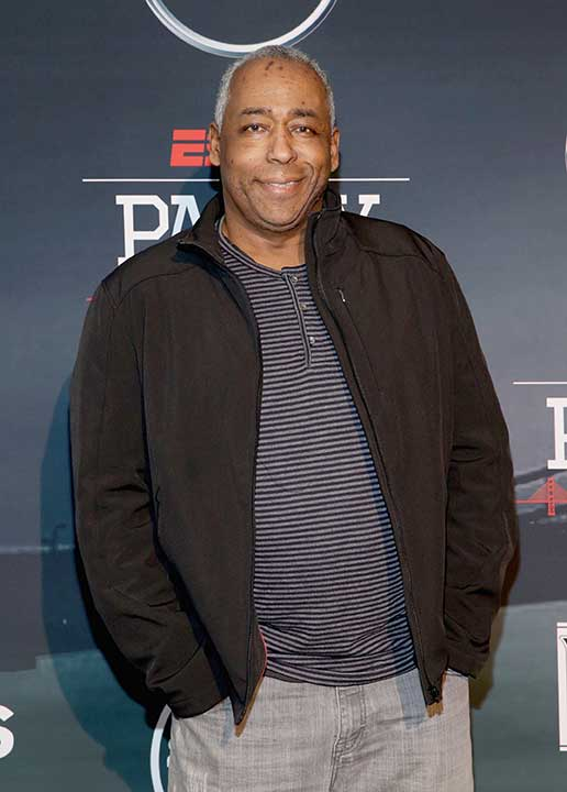 "<div class=""meta image-caption""><div class=""origin-logo origin-image none""><span>none</span></div><span class=""caption-text"">John Saunders, a longtime ESPN host, has died at age 61, ESPN announced on August 10. (Robin Marchant/Getty Images for ESPN)</span></div>"