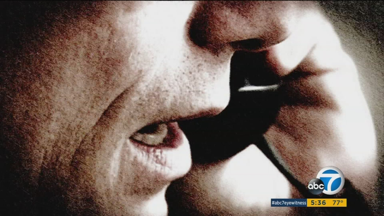 A generic photo of a phone scam.