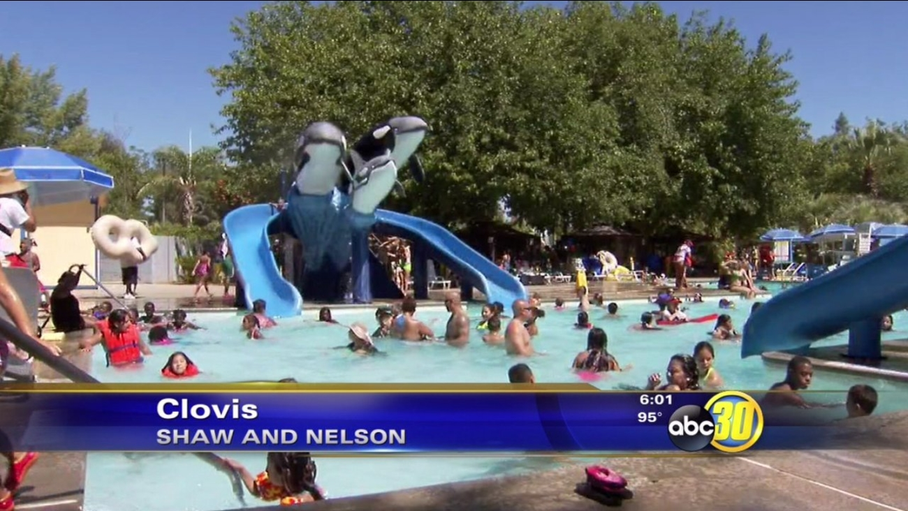 Boy Rescued From Drowning At Wild Water Adventure Park Abc30 Com