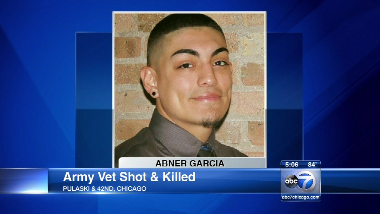 Army veteran fatally shot while driving on SW Side