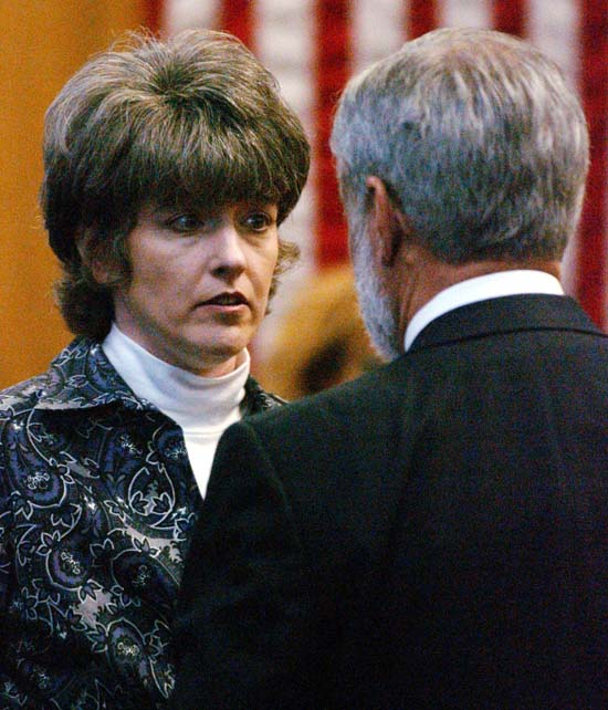 "<div class=""meta image-caption""><div class=""origin-logo origin-image ap""><span>AP</span></div><span class=""caption-text"">Deanna LaJune Laneywas acquittedy reason of insanity in the bludgeoning deaths of two of her sons and of severely injuring her youngest son. (AP Photo/Tyler Morning Telegraph, D.J. Peters/Pool)</span></div>"