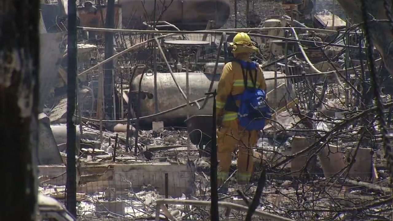 Gov  Brown declares State of Emergency in Lake County due to