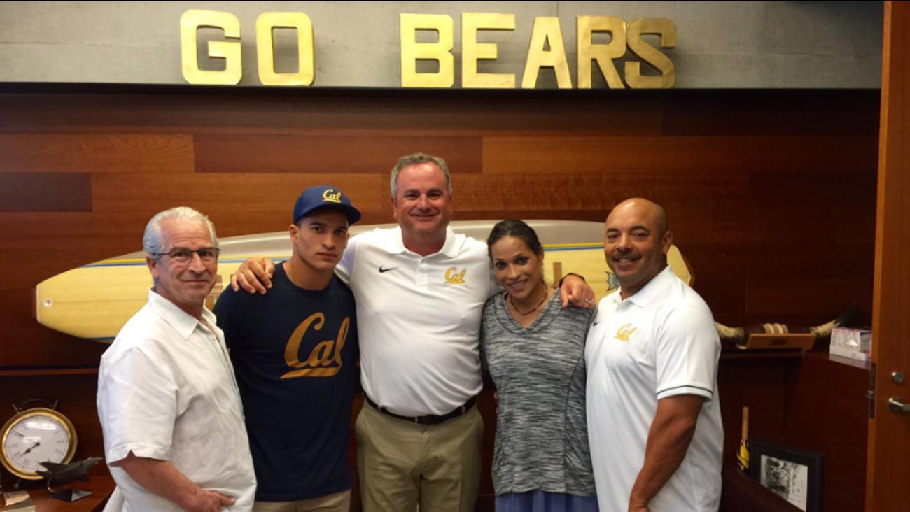 Biaggio Ali Walsh at University of California, Berkeley, Saturday, August 13, 2016.