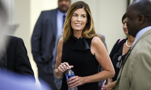 "<div class=""meta image-caption""><div class=""origin-logo origin-image ap""><span>AP</span></div><span class=""caption-text"">In this Friday, Aug. 12, 2016 file photo, Pennsylvania Attorney General Kathleen Kane takes a morning break during the fifth day of her trial at the Montgomery County Courthouse (AP)</span></div>"