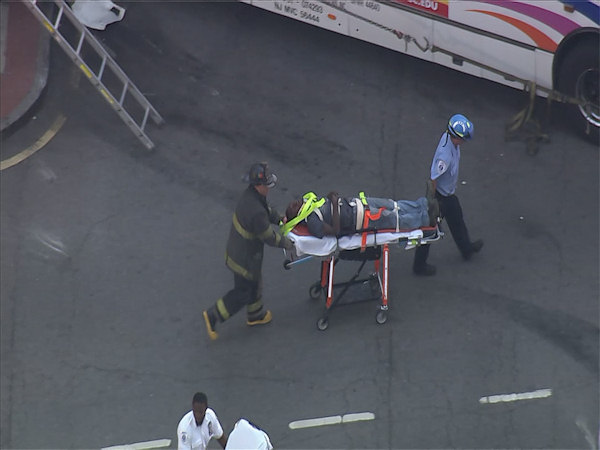 "<div class=""meta image-caption""><div class=""origin-logo origin-image wabc""><span>WABC</span></div><span class=""caption-text"">Photos from the scene where 2 buses collided in Newark, New Jersey on Friday, August 19, 2016. (NewsCopter 7)</span></div>"
