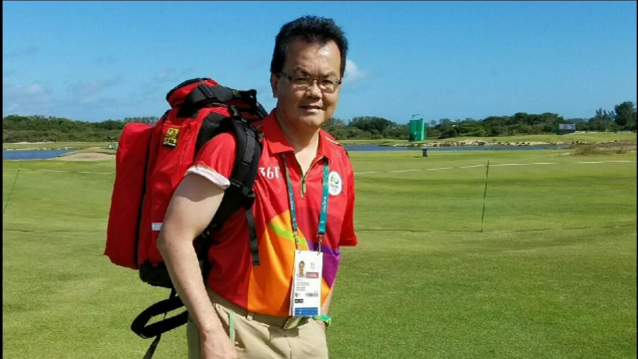 Chicago doctor says he was robbed in Rio during Olympics