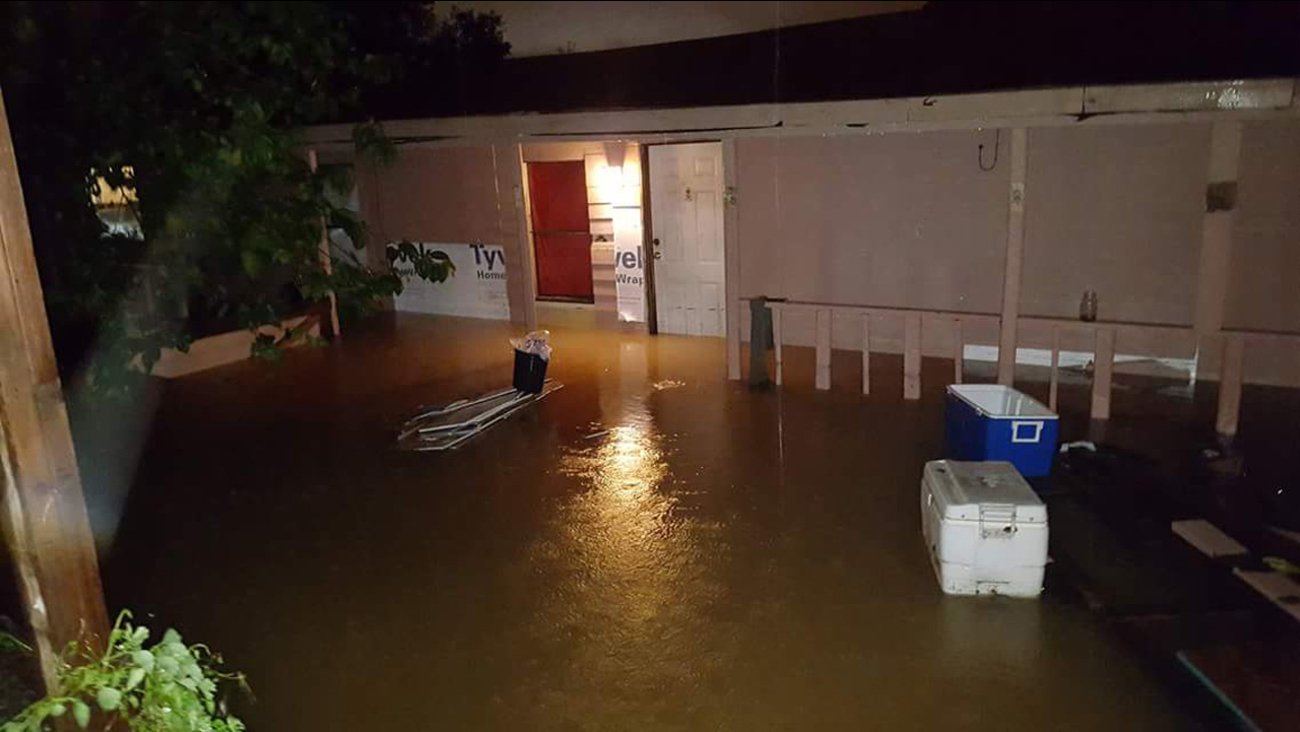 San Antonio flooding
