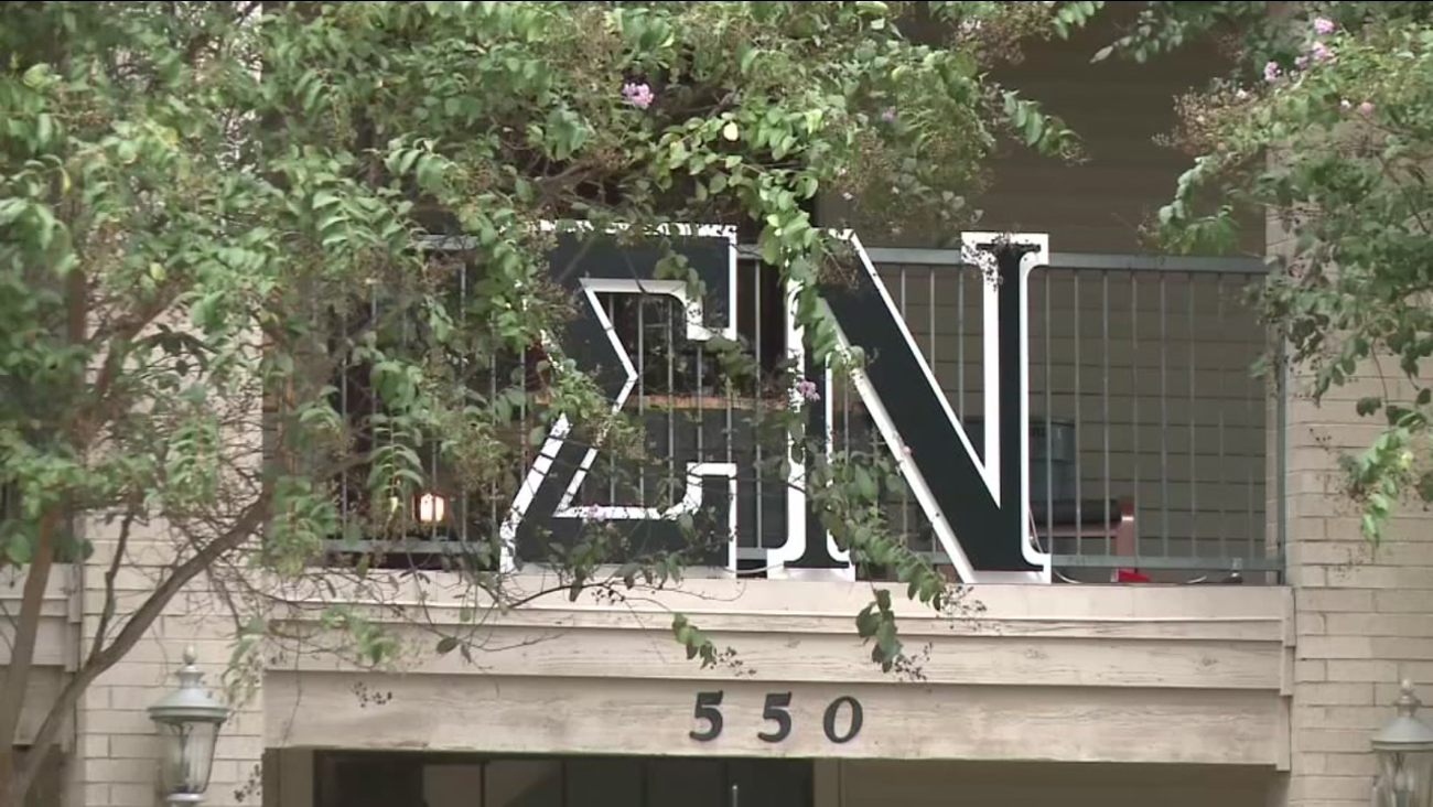 Student dies at Texas A&M fraternity house