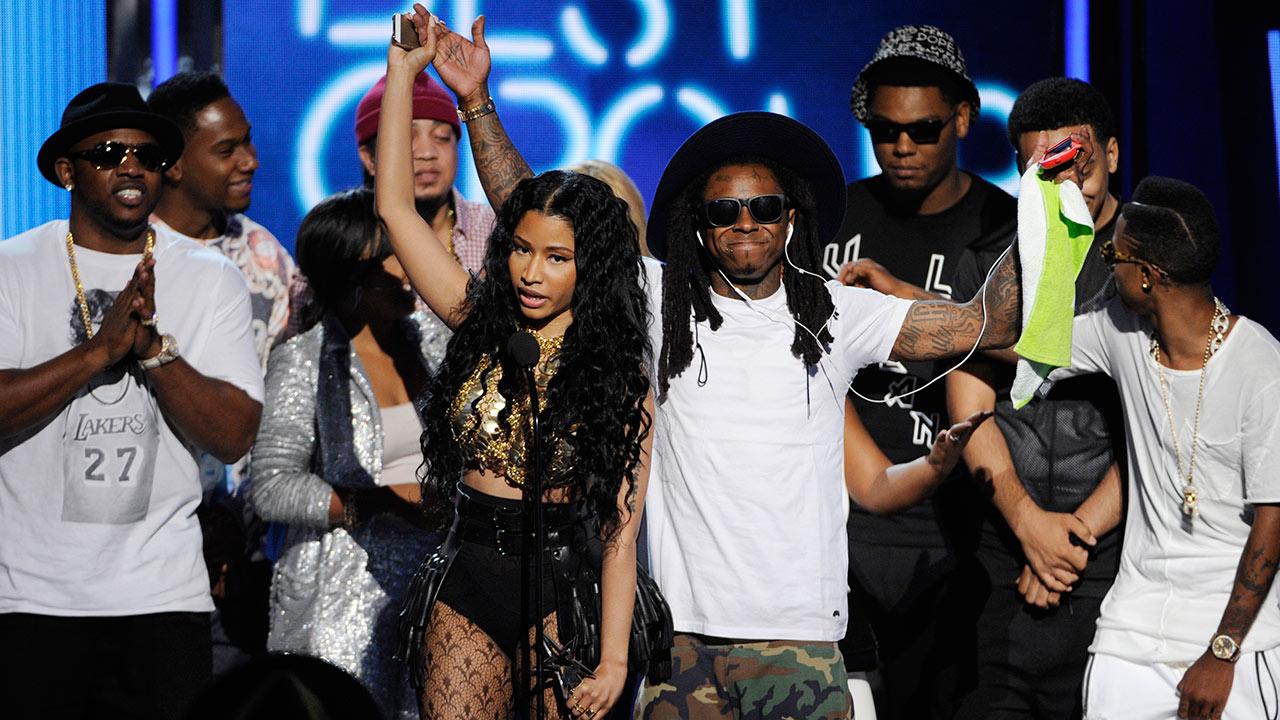 Nicki Minaj, Lil' Wayne and Young Money