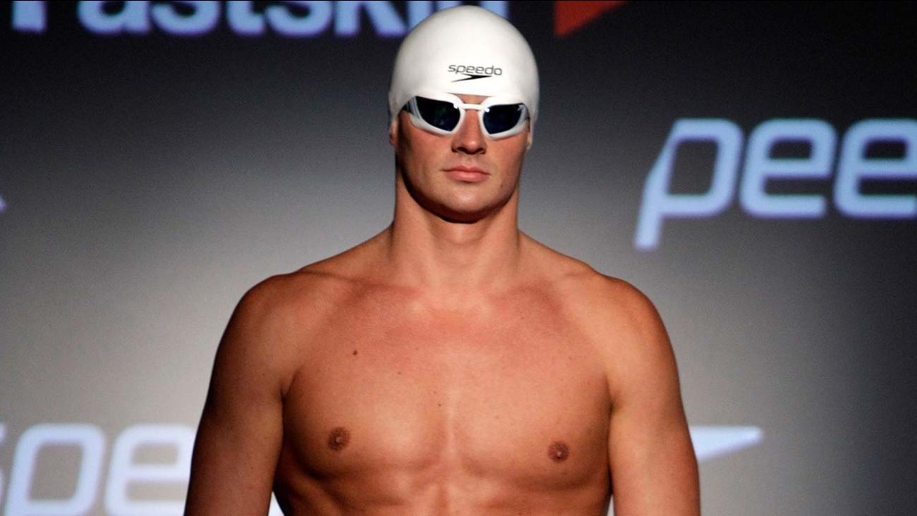 Olympic medalist Ryan Lochte