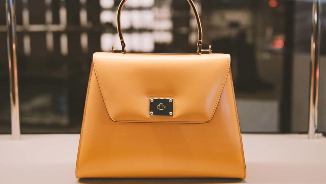A stock image of a purse